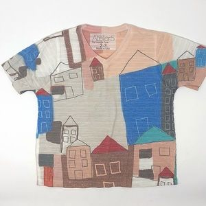 🌟 Series of Houses T-shirt